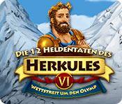 Feature screenshot Spiel Die 12 Heldentaten des Herkules VI: Wettstreit um den Olymp