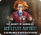 Feature screenshot Spiel The Agency of Anomalies: Der letzte Auftritt Sammleredition
