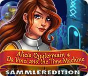 Feature screenshot Spiel Alicia Quatermain: Da Vinci and the Time Machine Sammleredition