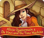 Feature screenshot Spiel Alicia Quatermain 4: Da Vinci and the Time Machine