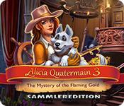 Feature screenshot Spiel Alicia Quatermain 3: The Mystery of the Flaming Gold Sammleredition
