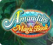 Feature screenshot Spiel Amanda's Magic Book