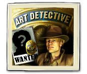 Art Detective game play