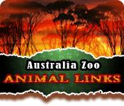 Australia Zoo: Animal Links game play