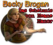 Becky Brogan: Das Geheimnis von Meane Manor game play