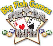 Big Fish Games Texas Hold'Em game play