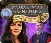 Cassandras Abenteuer: Das Vermächtnis von Nostradamus game play