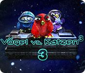 Feature screenshot Spiel Vögel vs. Katzen 3
