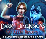 Feature screenshot Spiel Dark Dimensions: Wo alles begann Sammleredition