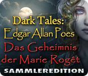 Feature screenshot Spiel Dark Tales: Edgar Allan Poes Das Geheimnis der Marie Rogêt Sammleredition