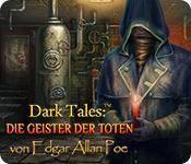 Feature screenshot Spiel Dark Tales: Die Geister der Toten von Edgar Allan Poe