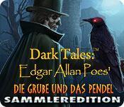Feature screenshot Spiel Dark Tales: Edgar Allan Poes Die Grube und das Pendel Sammleredition