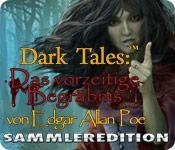 Feature screenshot Spiel Dark Tales: Das vorzeitige Begräbnis von Edgar Allan Poe Sammleredition