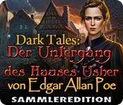 Feature screenshot Spiel Dark Tales: Der Untergang des Hauses Usher von Edgar Allan Poe Sammleredition