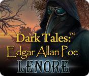 Feature screenshot Spiel Dark Tales: Edgar Allan Poe's Lenore