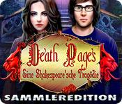 Feature screenshot Spiel Death Pages: Eine Shakespeare'sche Tragödie Sammleredition