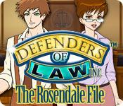Defenders of Law: The Rosendale File game play