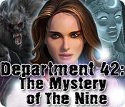 Department 42: The Mystery of the Nine game play