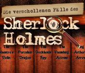 Die verschollenen Fälle des Sherlock Holmes game play