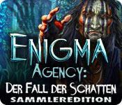 Feature screenshot Spiel Enigma Agency: Der Fall der Schatten Sammleredition