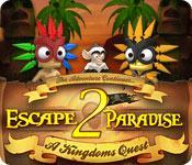 Feature screenshot Spiel Escape From Paradise 2: A Kingdom's Quest