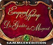 Feature screenshot Spiel European Mystery: Die Gesichter der Missgunst Sammleredition