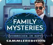 Feature screenshot Spiel Family Mysteries: Verbrechen im Kopf Sammleredition