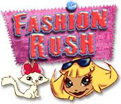 Fashion Rush game play