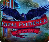 Feature screenshot Spiel Fatal Evidence: Vermisst