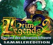 Feature screenshot Spiel Grim Legends 2: Das Lied des schwarzen Schwans Sammleredition