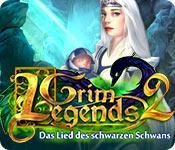 Feature screenshot Spiel Grim Legends 2: Das Lied des schwarzen Schwans
