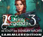 Feature screenshot Spiel Grim Legends: Die Stadt der dunklen Mächte Sammleredition