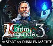 Feature screenshot Spiel Grim Legends: Die Stadt der dunklen Mächte