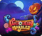 Feature screenshot Spiel Halloween Marbles