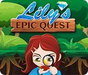 Feature screenshot Spiel Lily's Epic Quest