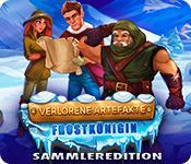 Feature screenshot Spiel Verlorene Artefakte: Frostkönigin Sammleredition