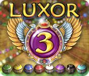 Luxor 3 game play