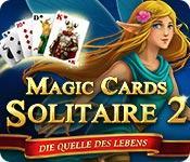 Feature screenshot Spiel Magic Cards Solitaire 2: Die Quelle des Lebens