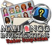 Feature screenshot Spiel Mahjongg Investigation: Under Suspicion