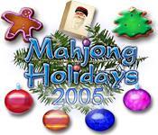 Mahjong Holidays 2005 game play