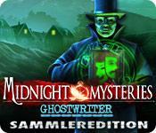 Feature screenshot Spiel Midnight Mysteries: Ghostwriter Sammleredition
