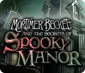 Feature screenshot Spiel Mortimer Beckett and the Secrets of Spooky Manor