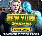 Feature screenshot Spiel New York Mysteries: Hochspannung Sammleredition