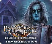 Feature screenshot Spiel Paranormal Files: Die Legende des Hakenmanns Sammleredition