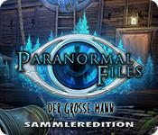 Feature screenshot Spiel Paranormal Files: Der große Mann Sammleredition