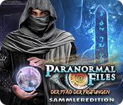 Feature screenshot game Paranormal Files: Der Pfad der Prüfungen Sammleredition