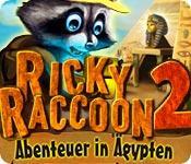 Feature screenshot Spiel Ricky Raccoon 2: Abenteuer in Ägypten