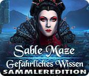 Feature screenshot Spiel Sable Maze: Gefährliches Wissen Sammlerediton