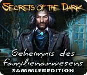 Feature screenshot Spiel Secrets of the Dark: Geheimnis des Familienanwesens Sammleredition