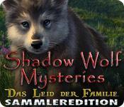 Feature screenshot Spiel Shadow Wolf Mysteries: Das Leid der Familie Sammleredition